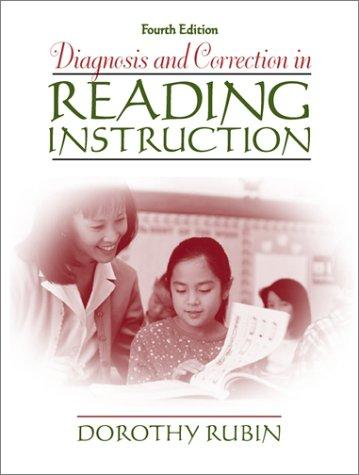 Download Diagnosis and correction in reading instruction