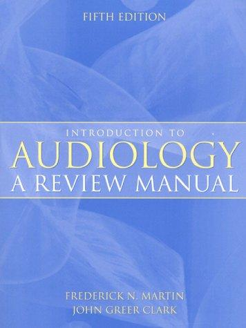 Download Introduction to audiology