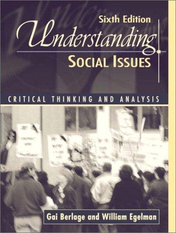Download Understanding social issues