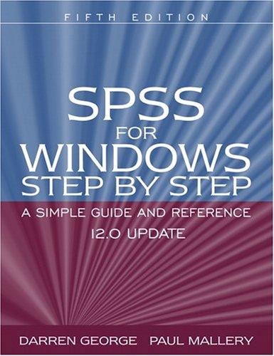 Download SPSS for Windows step by step