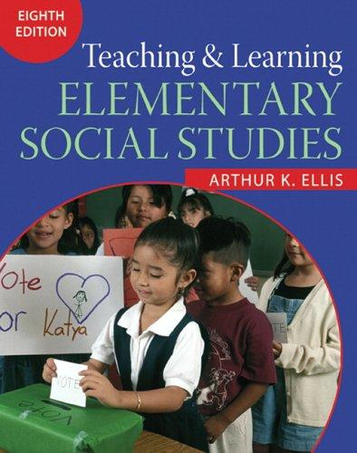Download Teaching and learning elementary social studies