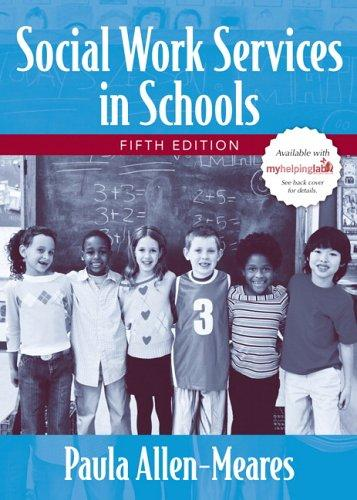 Social Work Services in Schools (5th Edition)