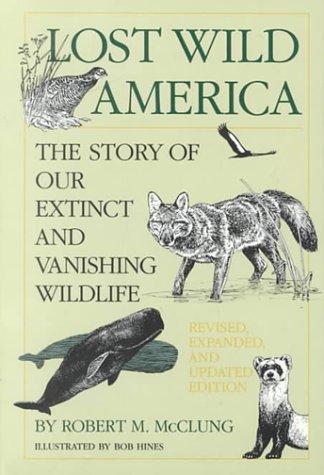 Lost wild America