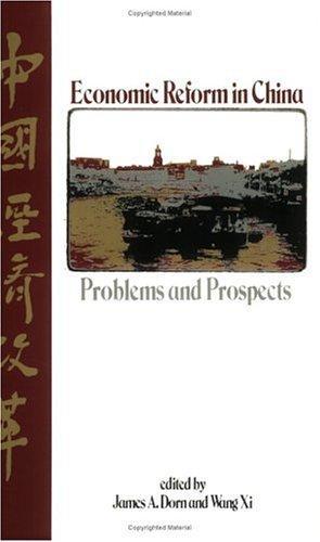 Economic Reform in China