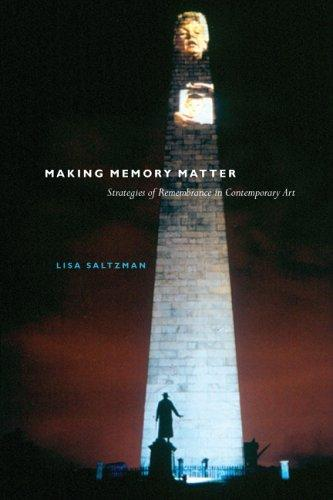 Making Memory Matter