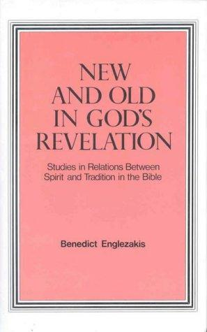 Download New and Old in God's Revelation