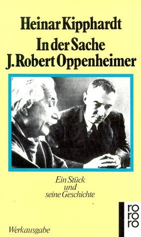Download In der Sache J. Robert Oppenheimer