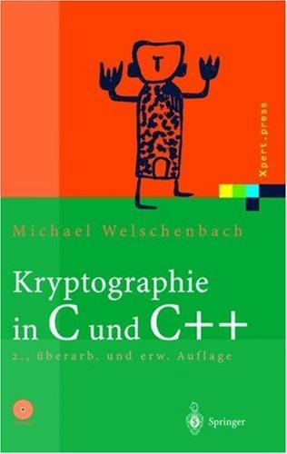 Download Kryptographie in C und C++