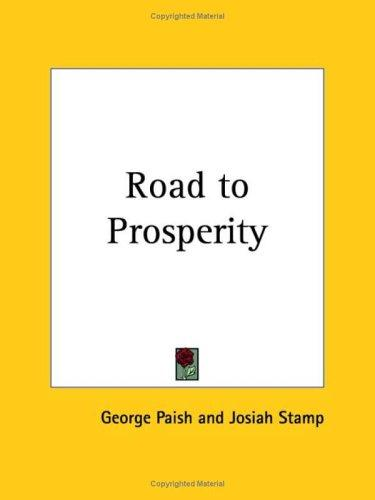 Download Road to Prosperity