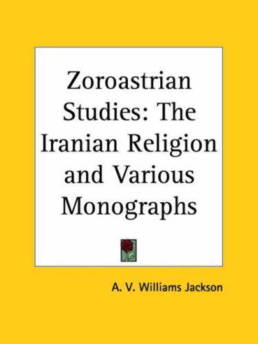 Download Zoroastrian Studies