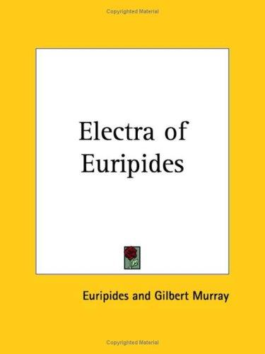 Download Electra of Euripides