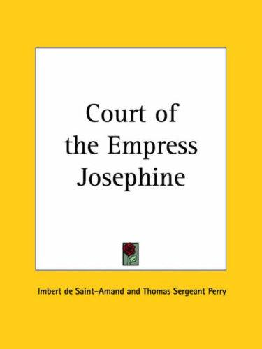 Download Court of the Empress Josephine