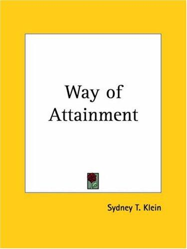Way of Attainment
