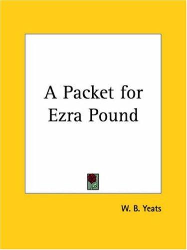 Download A Packet for Ezra Pound