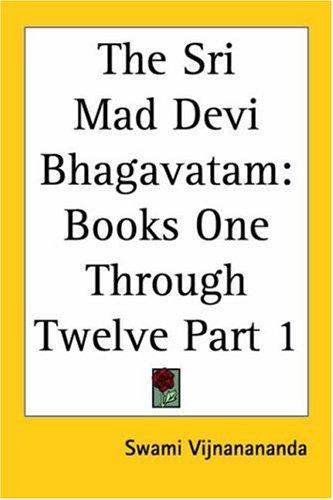 Download The Sri Mad Devi Bhagavatam