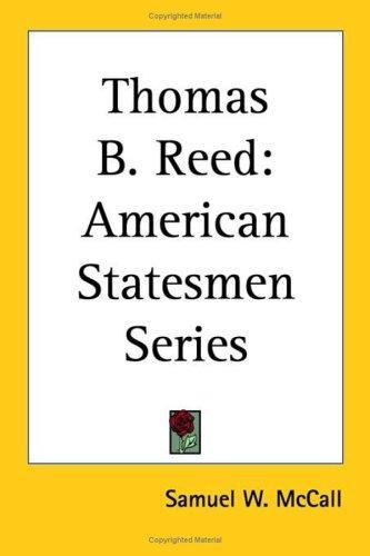 Download Thomas B. Reed