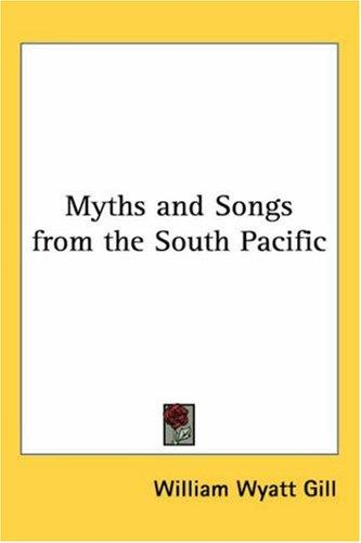 Download Myths And Songs From The South Pacific