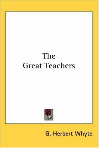 Download The Great Teachers