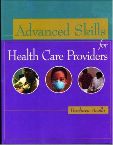 Download Advanced Skills for Health Care Providers