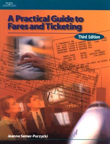 Download Practical Guide to Fares & Ticketing