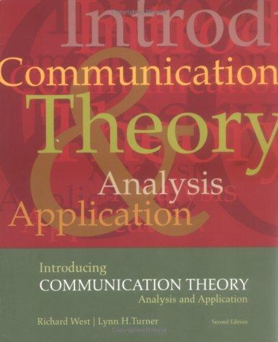 Download Introducing communication theory