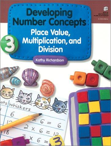 Developing number concepts