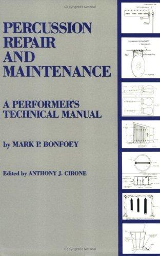 Download Percussion Repair and Maintenance