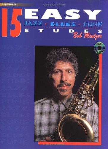 Download 15 Easy Jazz, Blues & Funk Etudes