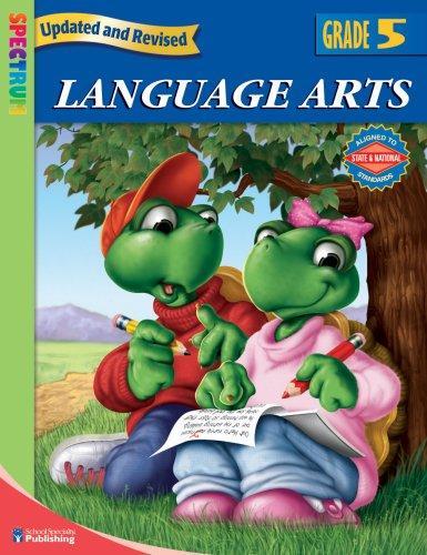 Download Spectrum Language Arts, Grade 5 (Spectrum)
