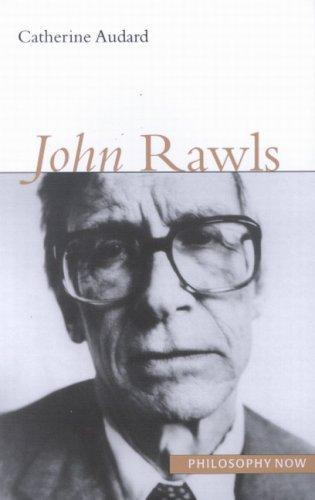 John Rawls (Philosophy Now)