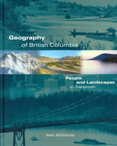 Download Geography of British Columbia