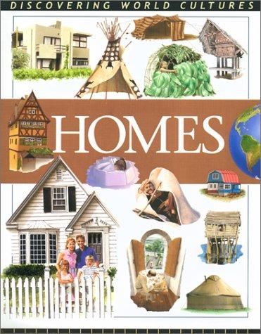 Download Homes. (Discovering World Cultures)