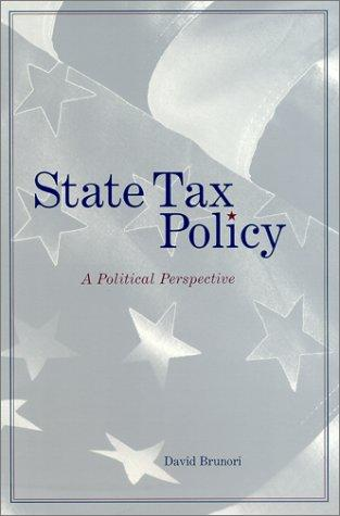 Download State Tax Policy