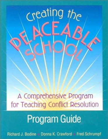 Download Creating the peaceable school