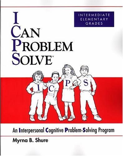 I Can Problem Solve: An Interpersonal Cognitive Problem-Solving Program