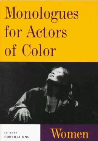 Download Monologues for Actors of Color