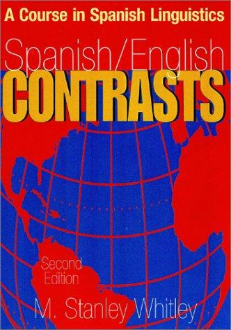 Download Spanish-English contrasts