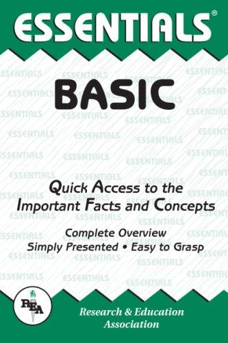 The essentials of BASIC
