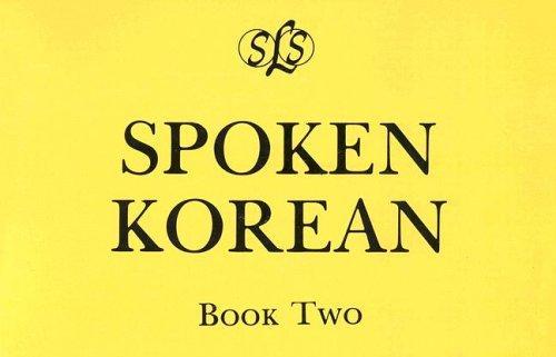 Spoken Korean.
