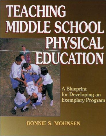 Download Teaching middle school physical education
