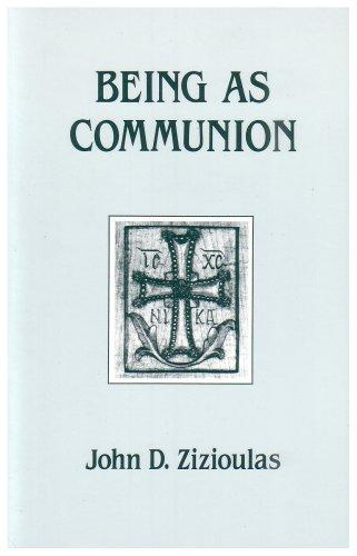 Download Being As Communion