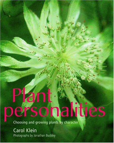 Download Plant Personalities