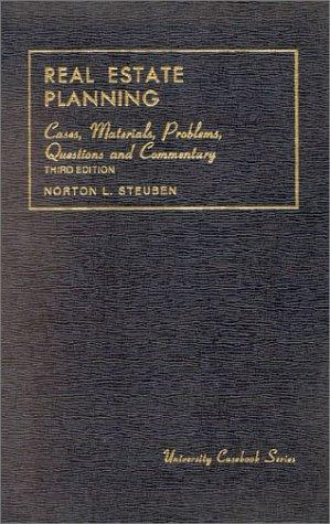 Download Real estate planning
