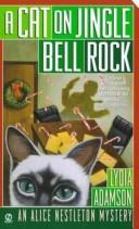 A cat on jingle bell rock