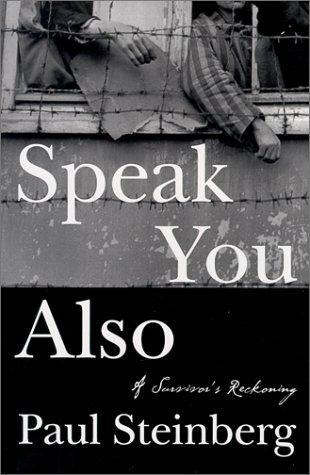 Speak You Also