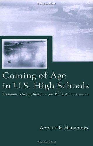 Download Coming of Age in U.S. High Schools
