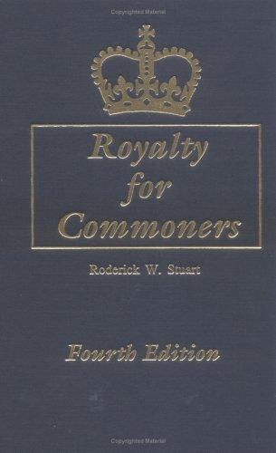 Royalty for commoners