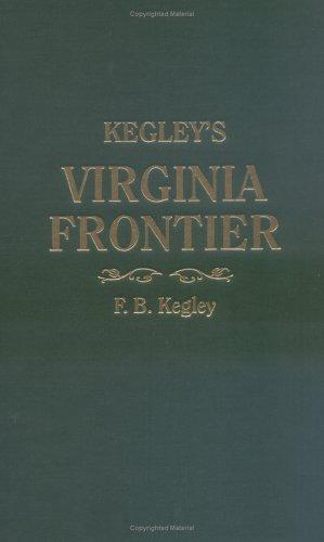Download Kegley's Virginia frontier