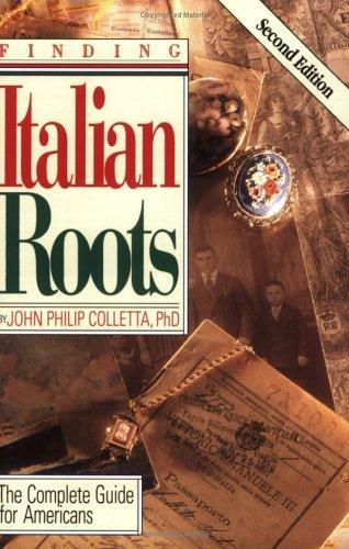 Finding Italian roots