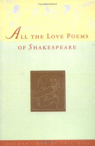 Download All the Love Poems of Shakespeare